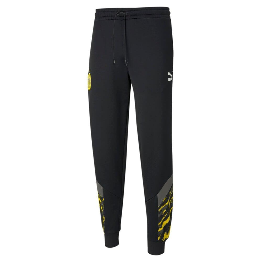 Изображение Puma Штаны BVB Iconic MCS Men's Football Track Pants #1
