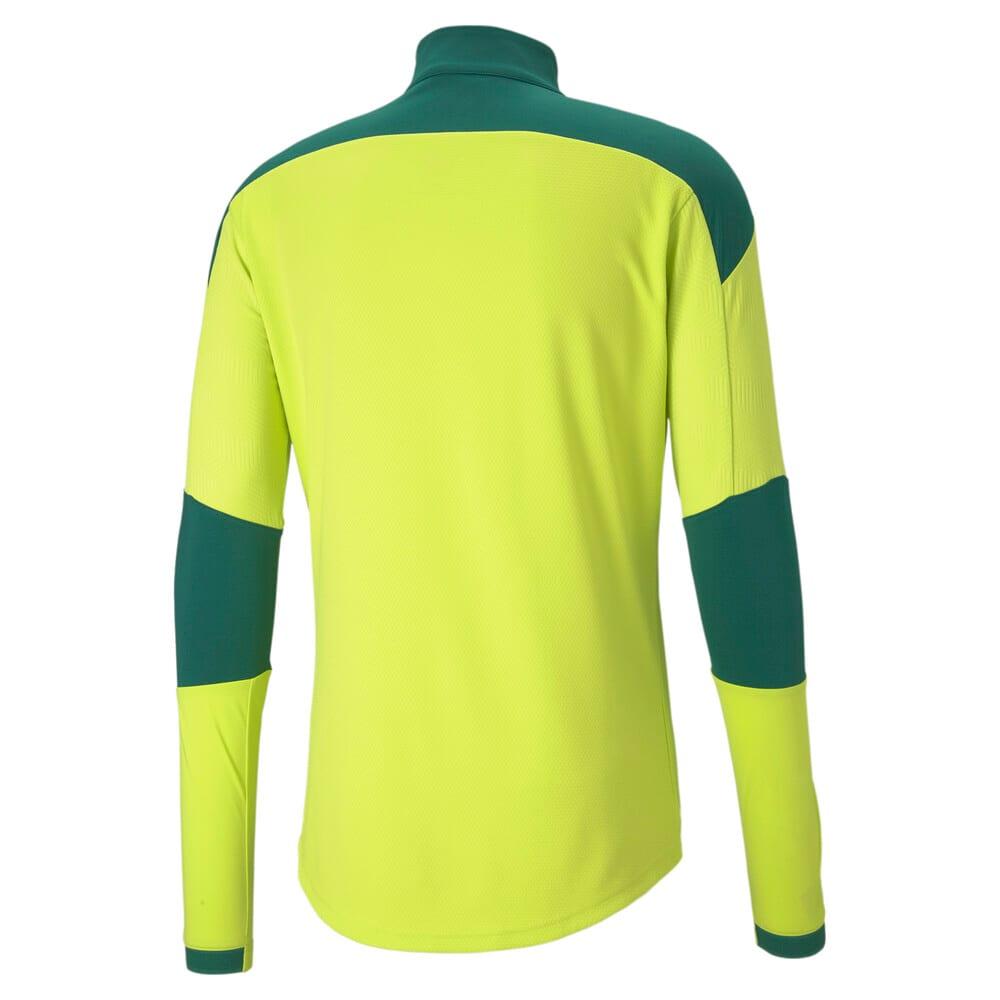 Image PUMA Camisa de Treino com Zíper Palmeiras 2021 Masculina #2