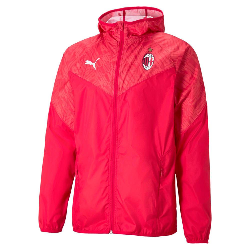 Изображение Puma Ветровка ACM Warm-up Men's Football Jacket #1