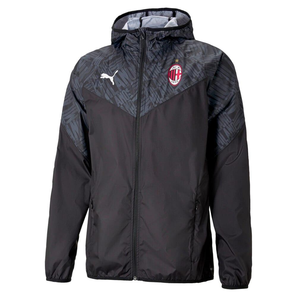 Image PUMA Jaqueta de Treino AC Milan Masculina #1