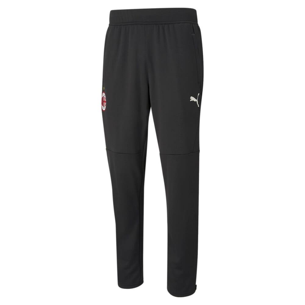 Изображение Puma Штаны ACM Warm-up Men's Football Pants #1