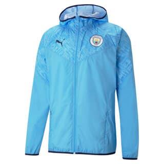 Изображение Puma Ветровка Man City Warm-Up Men's Football Jacket