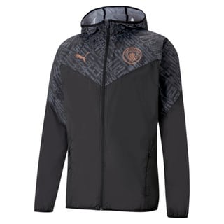 Изображение Puma Ветровка Man City Warm-Up Men's Football Jacket