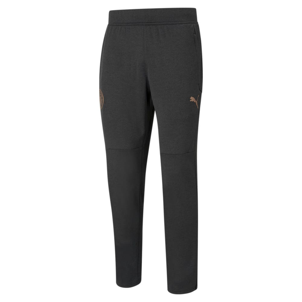 Изображение Puma Штаны Man City Warm-Up Men's Football Pant #1