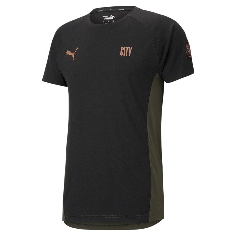 Imagen PUMA Camiseta de fútbol para hombre Man City Evostripe #1
