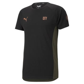 Изображение Puma Футболка Man City Evostripe Men's Football Tee