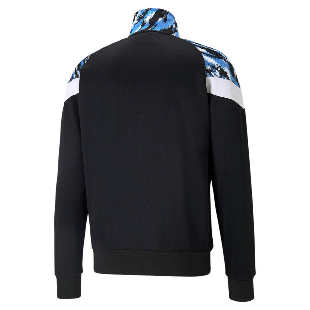 Изображение Puma Олимпийка Man City Iconic MCS Men's Football Track Jacket #2