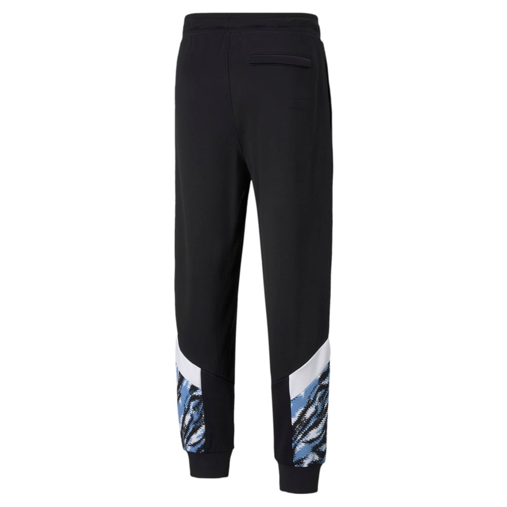 Изображение Puma Штаны Man City Iconic MCS Men's Football Track Pants #2