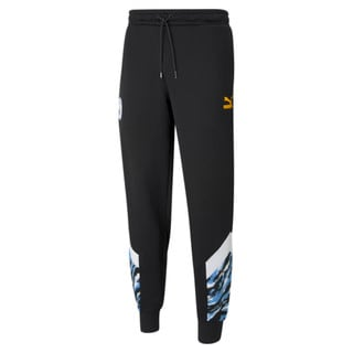 Зображення Puma Штани Man City Iconic MCS Men's Football Track Pants