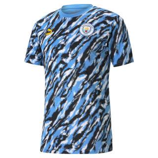 Image PUMA Camiseta MCFC Iconic MCS Graphic Football Masculina