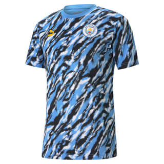 Изображение Puma Футболка Man City Iconic MCS Graphic Men's Football Tee