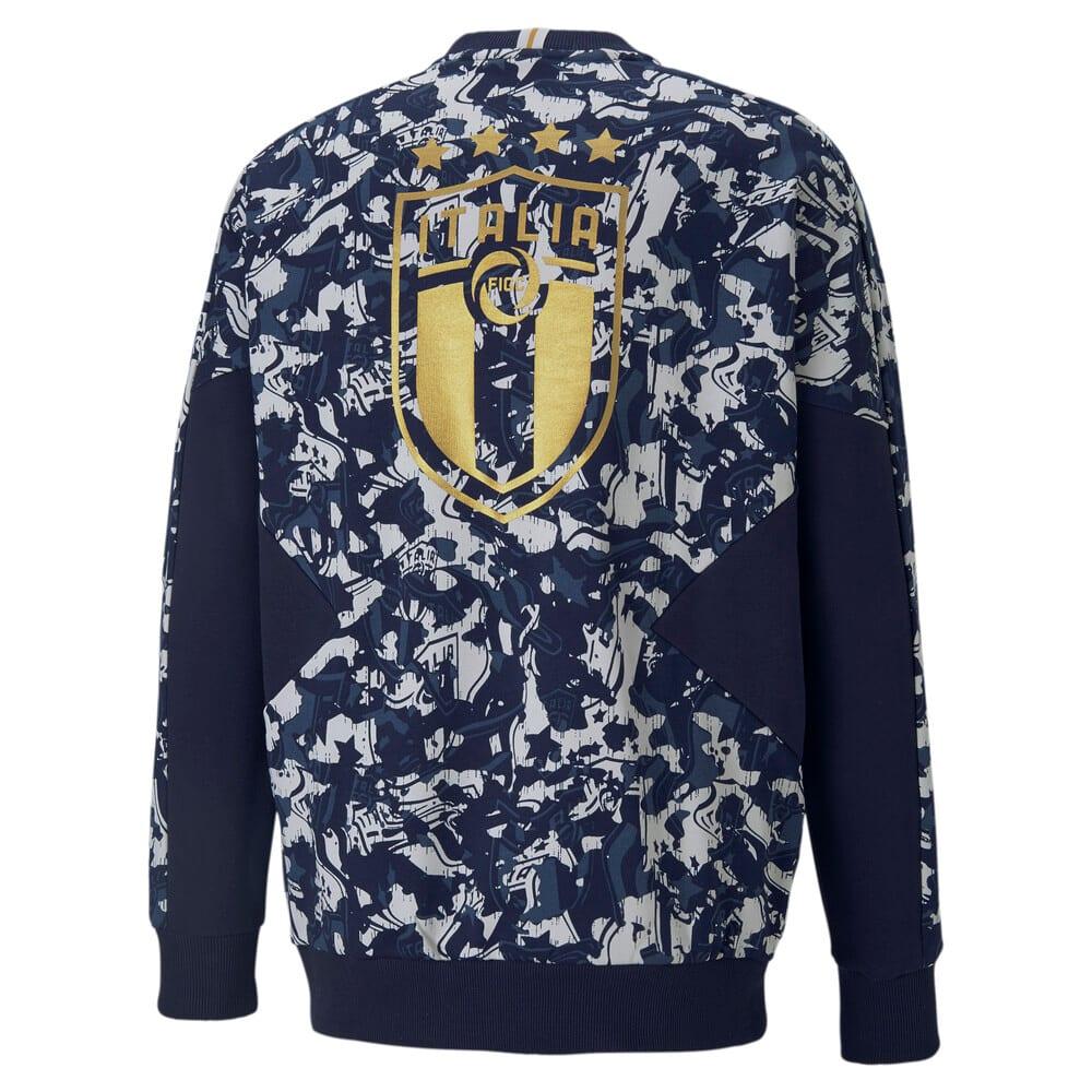 Изображение Puma Толстовка FIGC TFS Crew Neck Men's Football Sweater #2