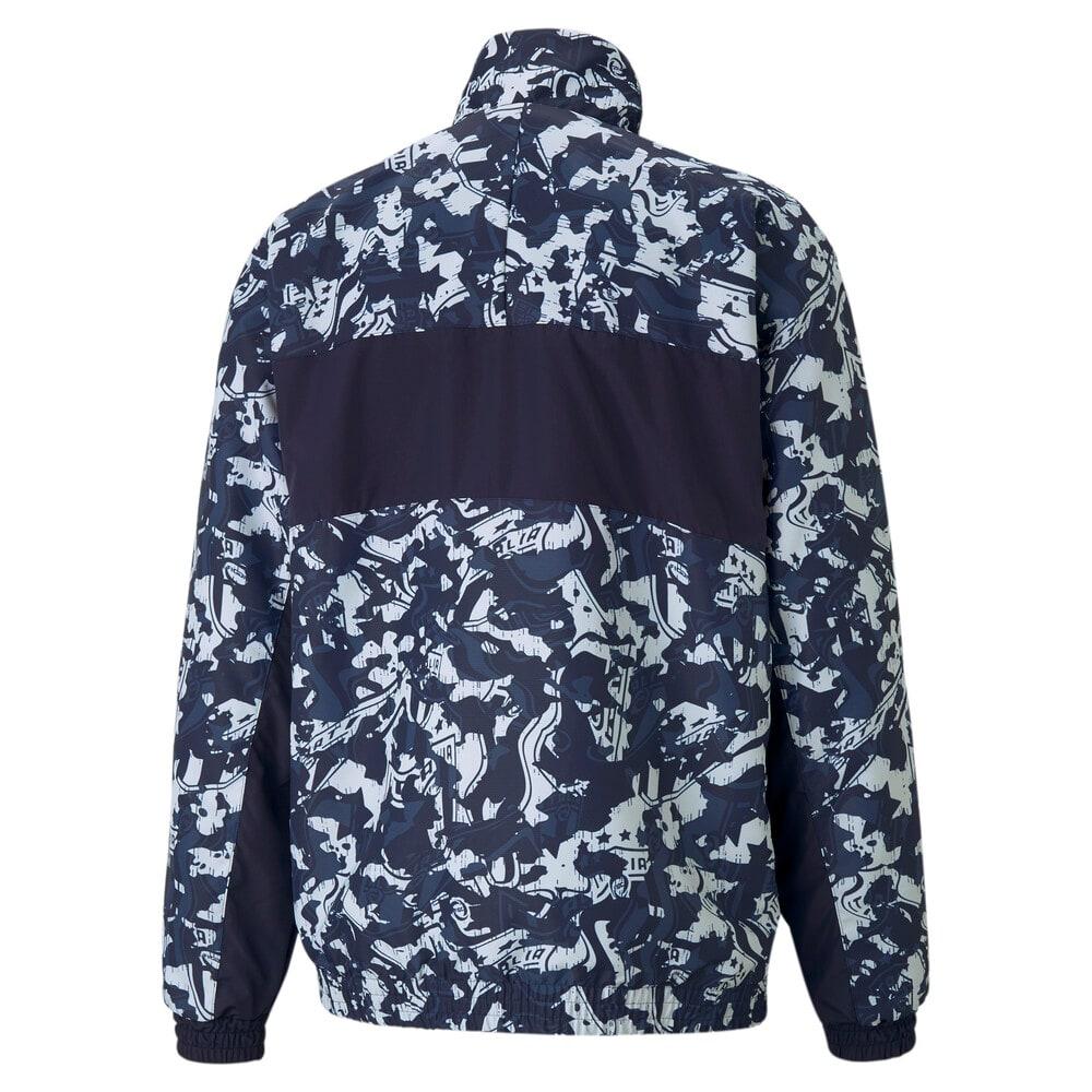 Изображение Puma Олимпийка FIGC TFS Woven Men's Football Jacket #2