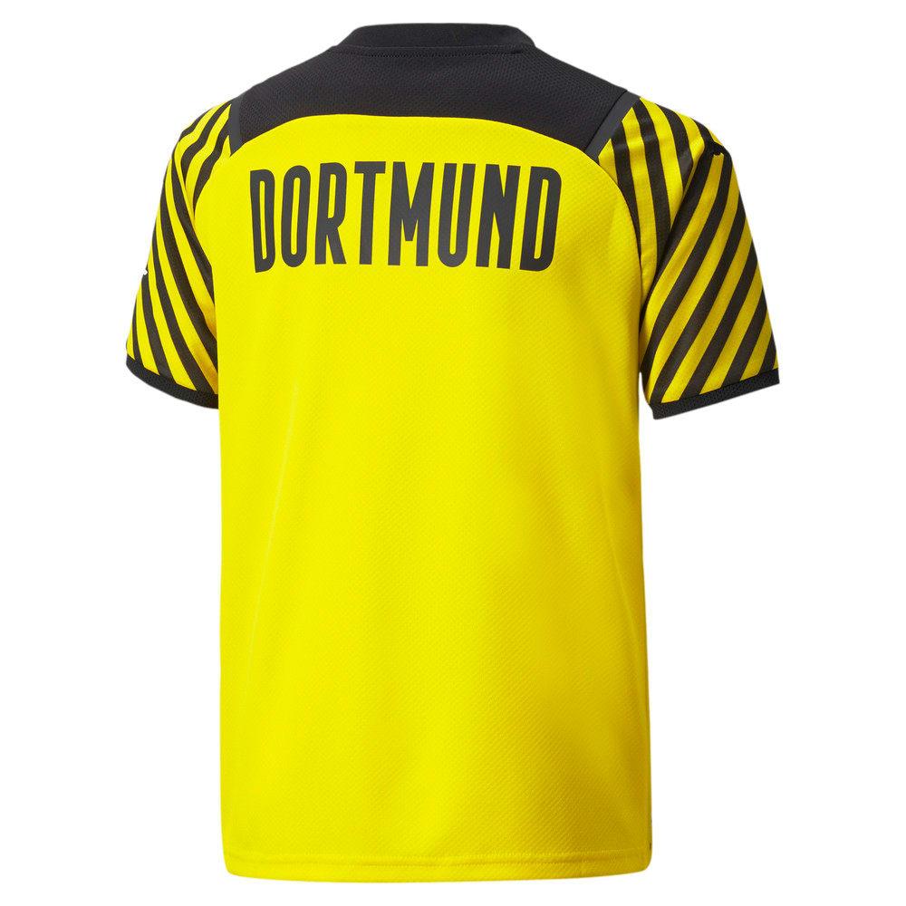 Imagen PUMA Camiseta juvenil de local replica BVB #2