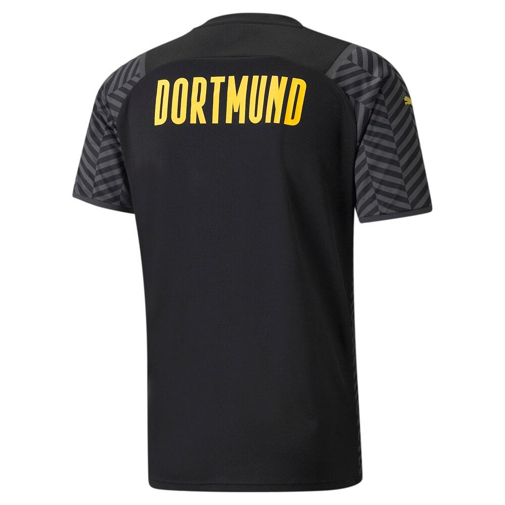 Imagen PUMA Camiseta de visitante para hombre replica BVB #2