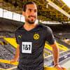 Imagen PUMA Camiseta de visitante para hombre replica BVB #4