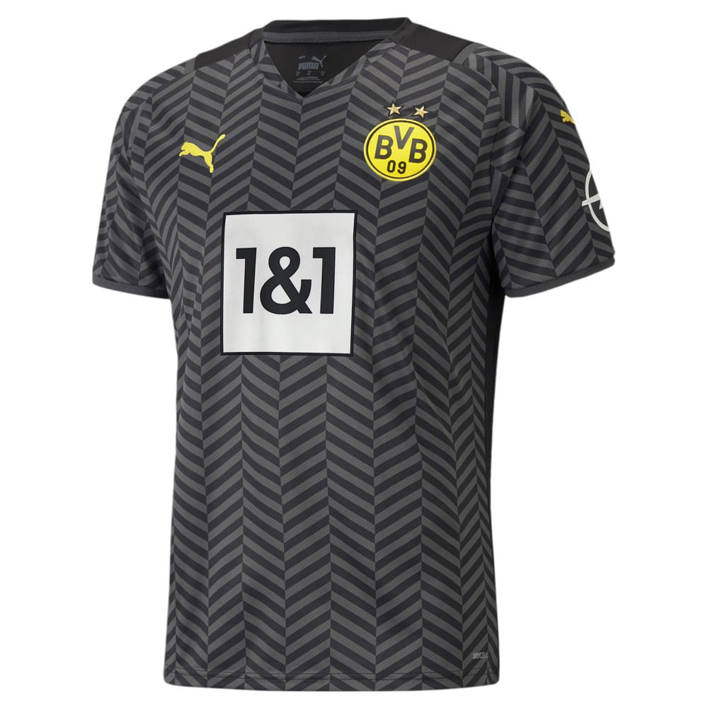 Imagen PUMA Camiseta de visitante para hombre replica BVB #1
