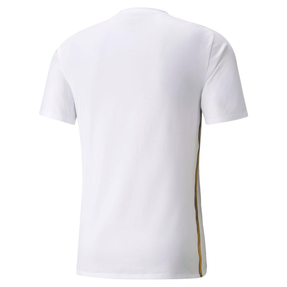 Изображение Puma Футболка BVB Casuals Men's Football Tee #2