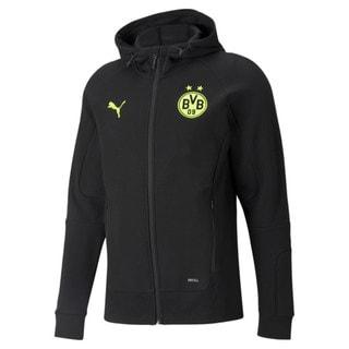 Изображение Puma Олимпийка BVB Casuals Hooded Men's Football Jacket