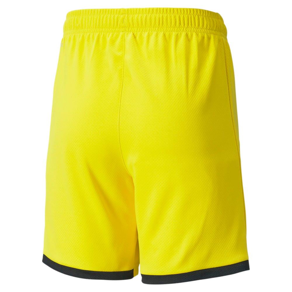 Изображение Puma Детские шорты BVB Replica Youth Football Shorts #2