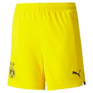 Изображение Puma Детские шорты BVB Replica Youth Football Shorts