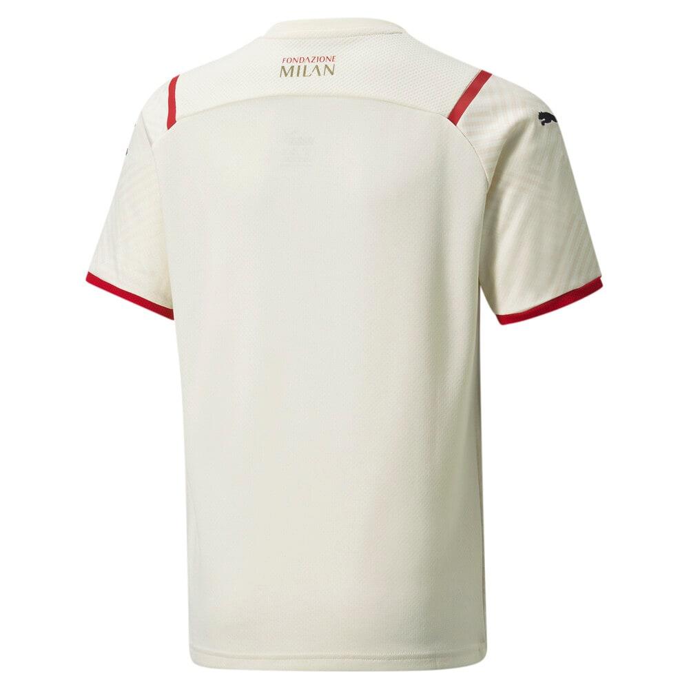Imagen PUMA Camiseta juvenil de visitante réplica ACM #2