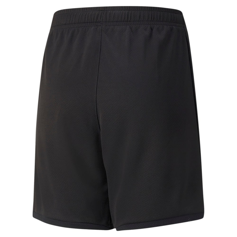 Изображение Puma Детские шорты AC Milan Home Replica Youth Football Shorts #2