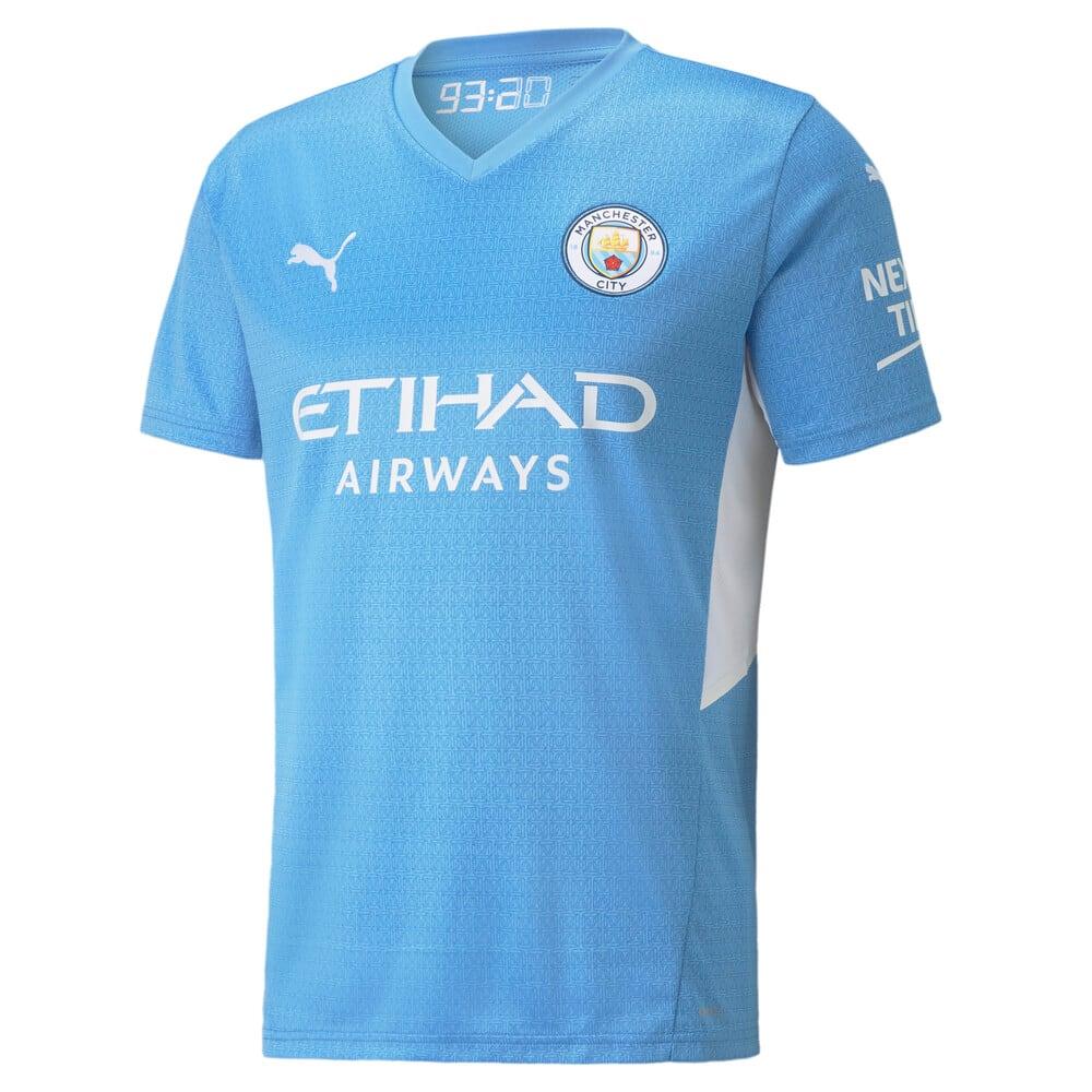 Imagen PUMA Camiseta de local para hombre réplica Man City #1