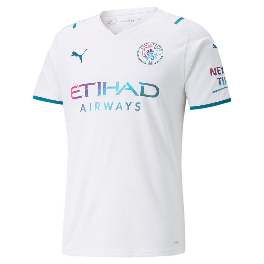 Imagen PUMA Camiseta de visitante para hombre réplica Man City #1