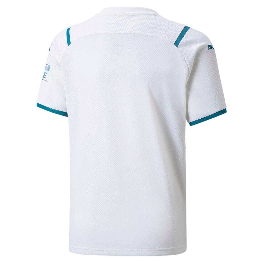 Imagen PUMA Camiseta juvenil de visitante réplica Man City #2