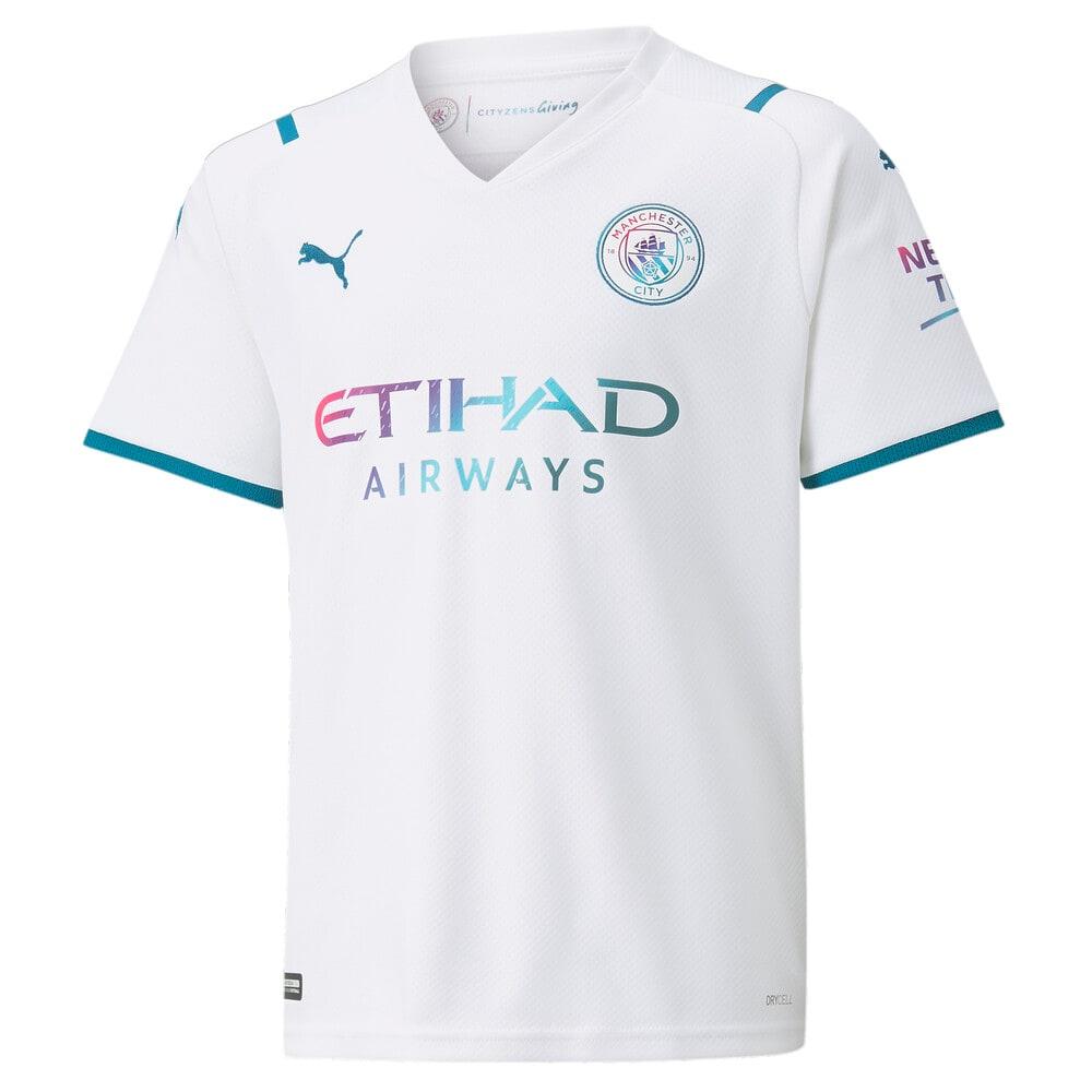 Imagen PUMA Camiseta juvenil de visitante réplica Man City #1