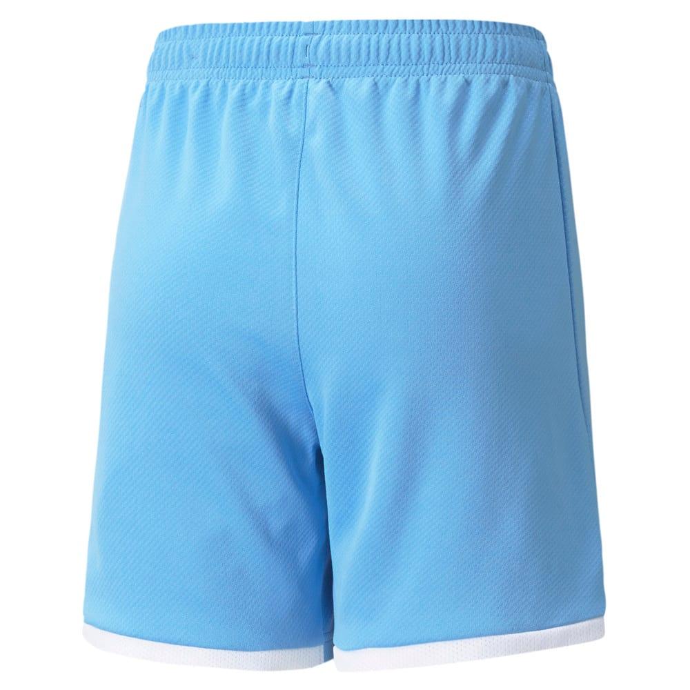 Изображение Puma Детские шорты Man City Replica Youth Football Shorts #2