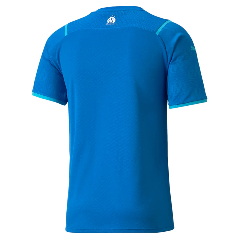 Image PUMA Camisa Olympique de Marseille III Torcedor Masculina #2