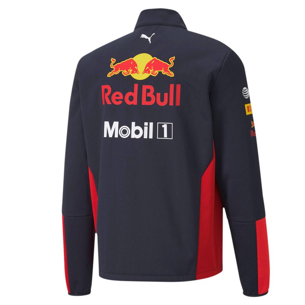 Image Puma Red Bull Racing Team Men's Softshell Jacket #2