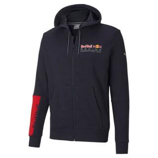 Imagen PUMA Chaqueta deportiva con capucha y logotipo Red Bull Racing para hombre