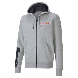 Изображение Puma Толстовка RBR Logo Hooded Sweat Jacket