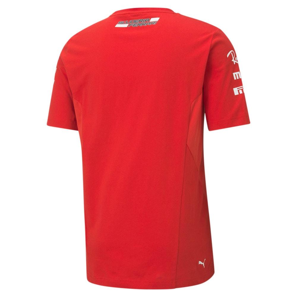 Image PUMA Camiseta Equipe Scuderia Ferrari Masculina #2