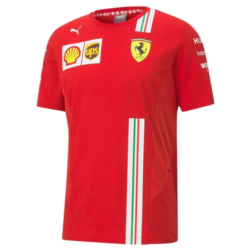 Image PUMA Camiseta Equipe Scuderia Ferrari Masculina #1
