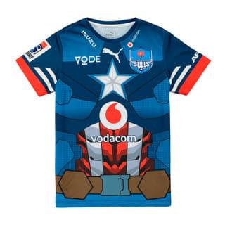 Image Puma Bulls 2020 Marvel Replica Boy's Rugby Shirt