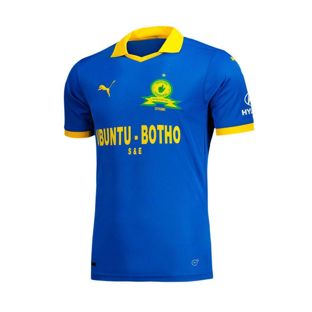 Image Puma Mamelodi Sundowns Away Replica Men's Jersey #1