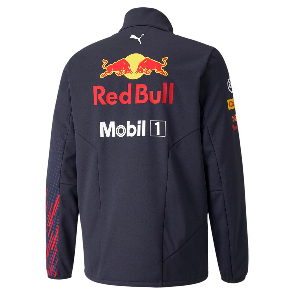 Image Puma Red Bull Racing Team Softshell Men's Jacket #2