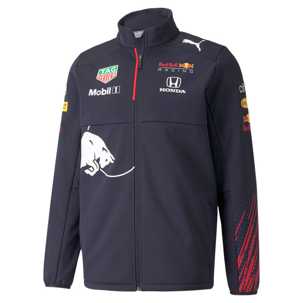 Image Puma Red Bull Racing Team Softshell Men's Jacket #1