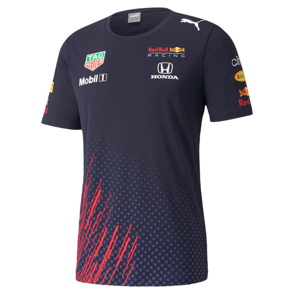 Image PUMA Camiseta Red Bull Racing Team Masculina #1