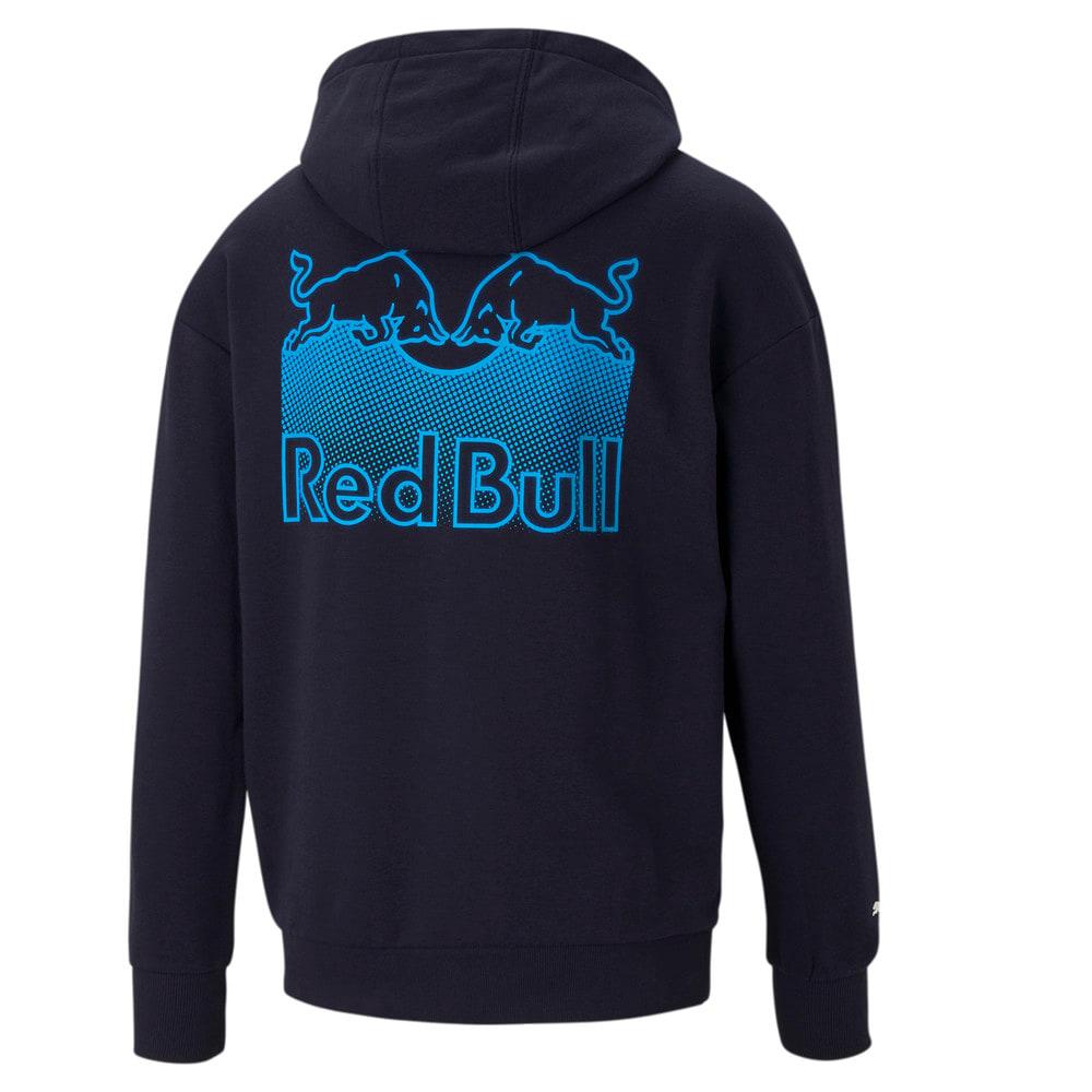 Imagen PUMA Polerón con capucha para hombre Red Bull Racing Double Bull #2