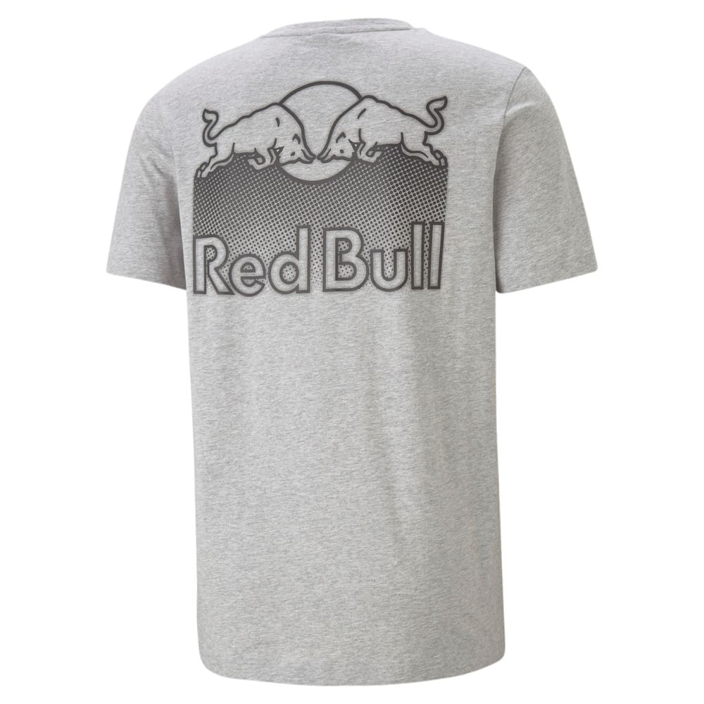 Imagen PUMA Polera para hombre Red Bull Racing Double Bull #2