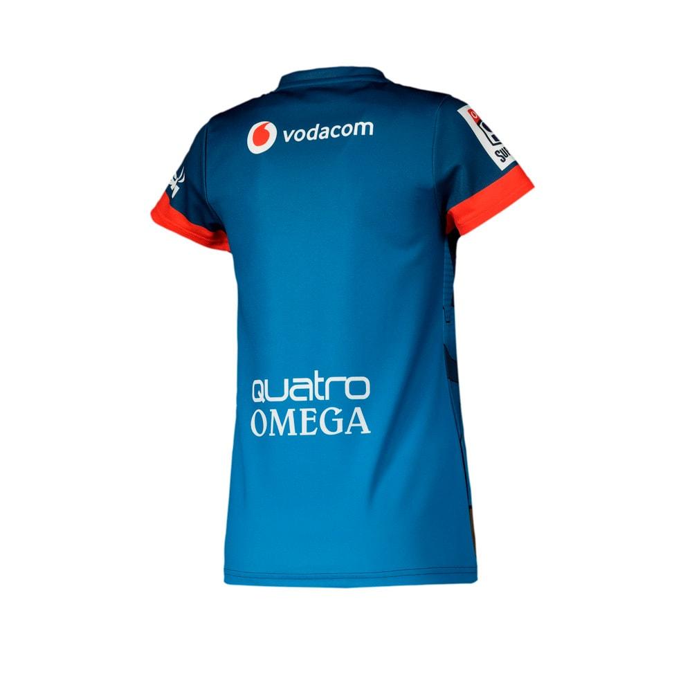 Image Puma Marvel 2020 Replica Women's Rugby Shirt #2