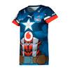 Image Puma Marvel 2020 Replica Women's Rugby Shirt #1