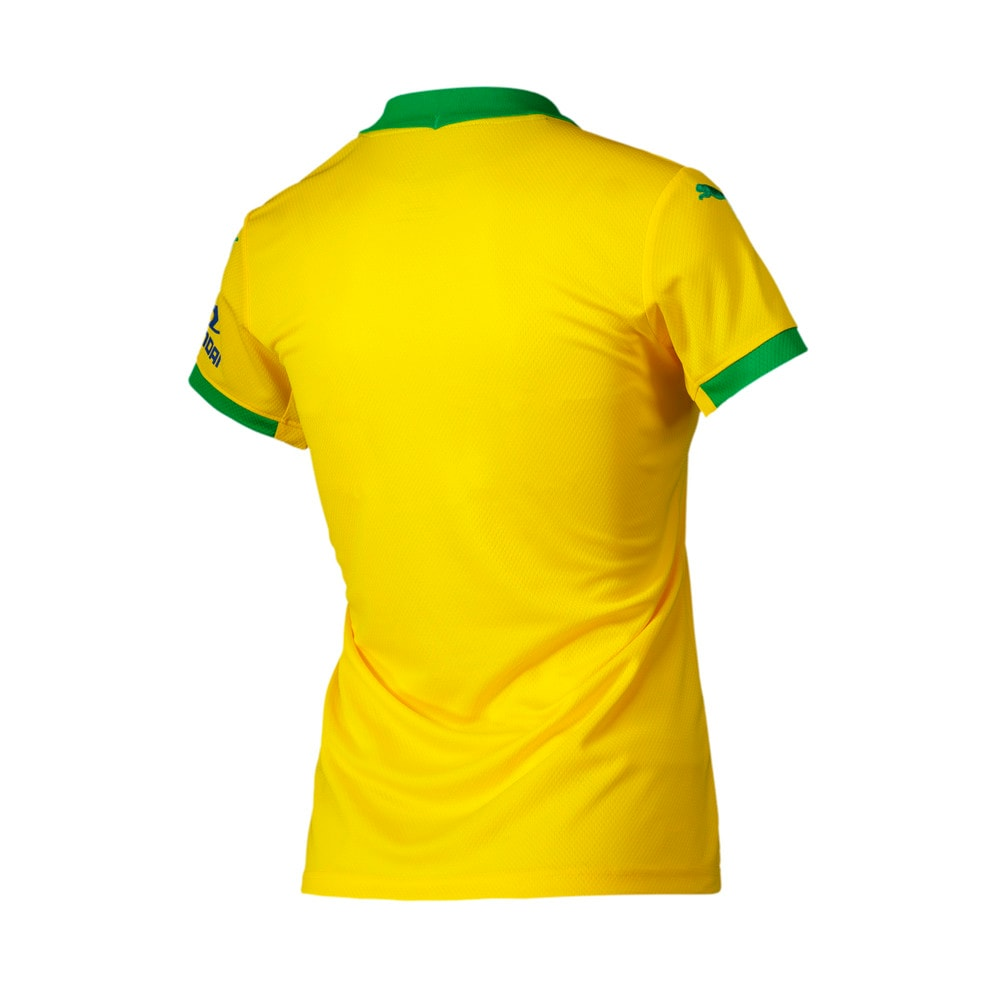 Image Puma Mamelodi Sundowns Home Replica Women's Jersey #2