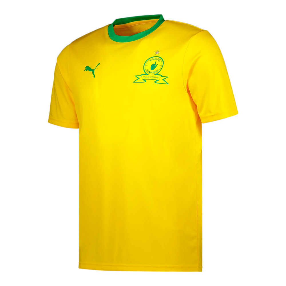 Image Puma Mamelodi Sundowns Takedown Men's Football Tee #1