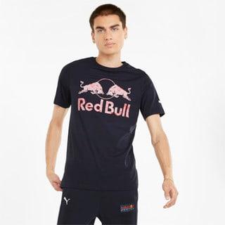 Imagen PUMA Polera para hombre Double Bull de Red Bull Racing